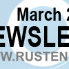 March Newsletter 2014