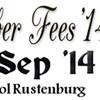 September Fees 2014