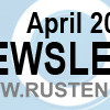 April Newsletter 2015