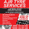 AJR Tyre Services